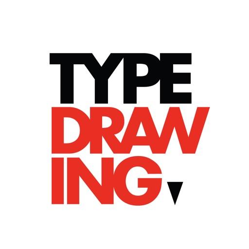 创意文字画:TypeDrawing for iPad