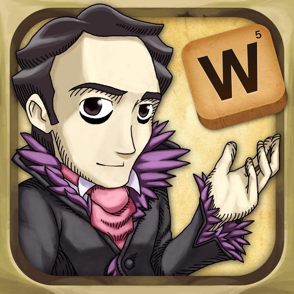 疯狂拼单词:Writer Rumble