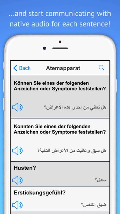 download Universal Doctor Speaker: Traductor médico con  a udio apps 1