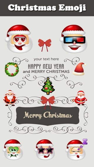Christmas Emoji & Animated Emoticon on the App Store