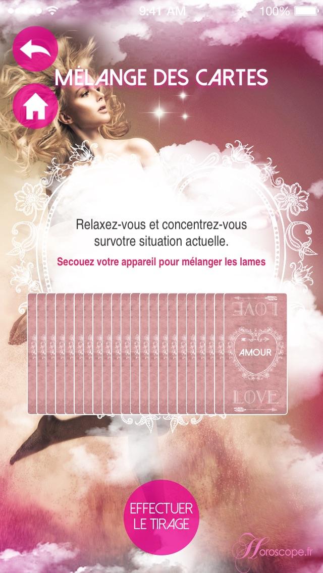 download Tarot de Marseille Amour apps 3