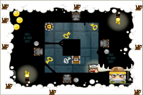 Angry Temple :Clash of Vikings screenshot 2