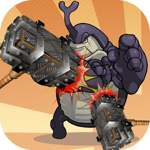 Big Bad Bug Bash FREE - A Cool Insect Exterminator iOS App