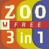 Mini-U: ZOO 3-in-1