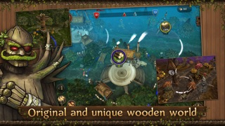 Screenshot #7 for First Wood War GOLD