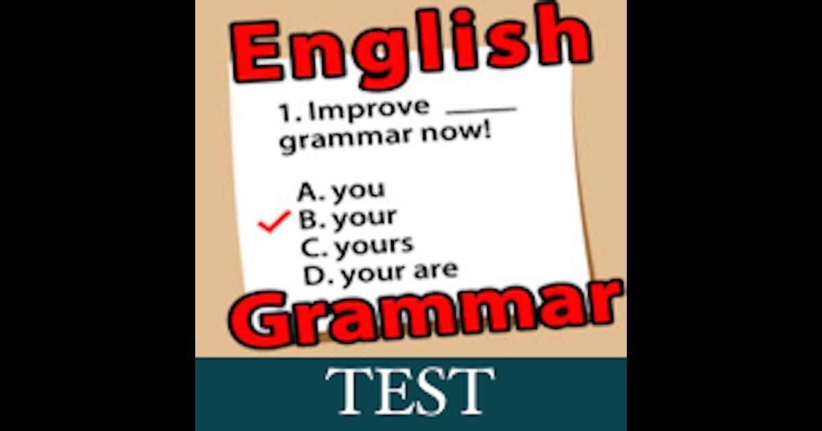 basic english test