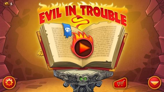 Evil In Trouble Screenshot