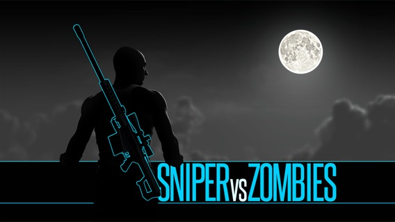 Sniper vs Zombies Screenshot