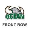 Ocean Vikings Front Row