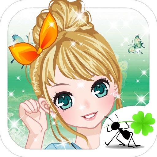 Beauty Girl - dress up games for girls iOS App