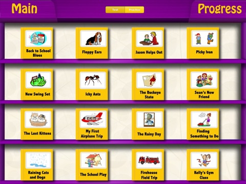 Grade 2 Reading Comprehension screenshot 2
