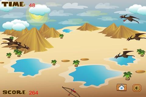 Arrow Ranger Shooting: Dino Park Showdown screenshot 2