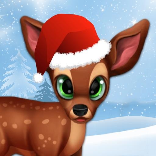 Pet Santa Makeover iOS App