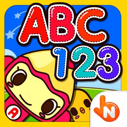 ABC 123 Reading Writing Practice Full iOS App