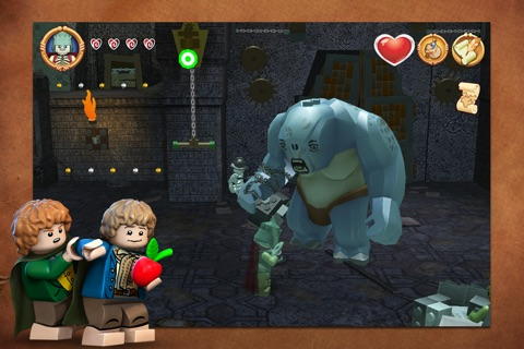 Screenshot of LEGO® The Lord of the Rings™