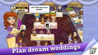 Screenshots of Wedding Dash for iPhone