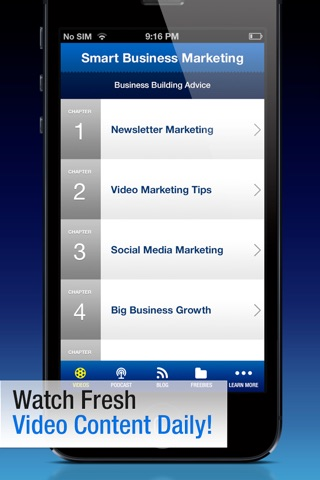 Screenshot of Smart Marketing Ideas: Jim Palmer The Newsletter Marketing, B2B Marketing Guru, Marketing Strategies for Business to Business Marketing