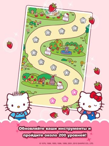 Скачать Hello Kitty Orchard!