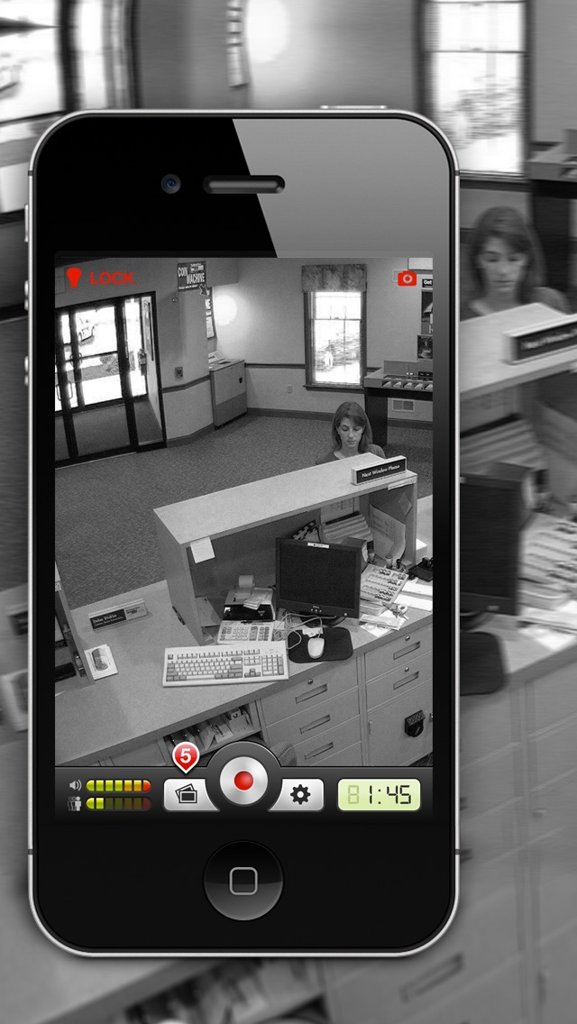 Security Cam with Dropbox & YouTube Sync screenshot four