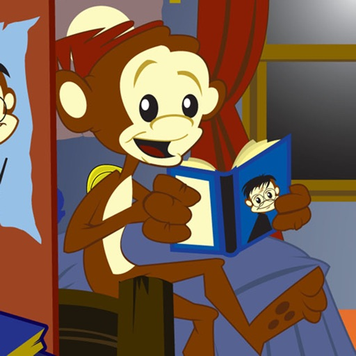 Spelling Monkey Learn First Words for Kids and Toddlers - Listen and Spell iOS App
