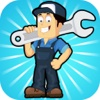 Mechanic Shop - Doraemon Repair Shop&My Shop Car mechanic - Kids Car repair Game