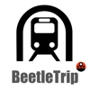 City Maps Offline - Metro Train Transport Transit BeetleTrip and Route Planner