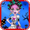 Halloween Monster High Makeover Salon for Girls