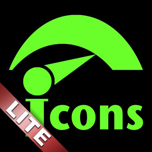 Quick Icons lite - создавайте логотипы для приложений автоматом!