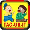TAG-UR-IT / IRL Multiplayer Interactive Point and Shoot Photo Game