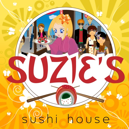 Suzie's Sushi House—苏珊的寿司店【模拟经营】