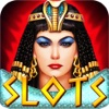 "Cleopatra ""Queen of the Nile"" Slot Machine Casino - Way of Nefertiti to Ra's Book of Fire"