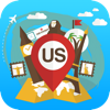 USA United States offline Travel Guide & Map. City tours: New York NEW YORK CITY,Los Angeles,Chicago,Miami