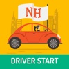 New Hampshire Driver Start - practice for the New Hampshire DMV knowledge test and Driver License Exam