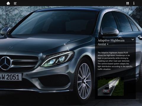Mercedes-Benz W205 Light screenshot 2