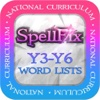 SpellFix Y3-Y6 Word Lists Plus