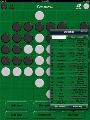 【棋类游戏】黑白子