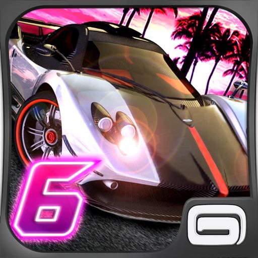 Asphalt 6: Adrenaline HD iOS App