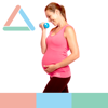 Hungrydog Media Ltd - Pregnacise - Pregnancy Exercise App - Stay Fit & Healthy While Pregnant artwork