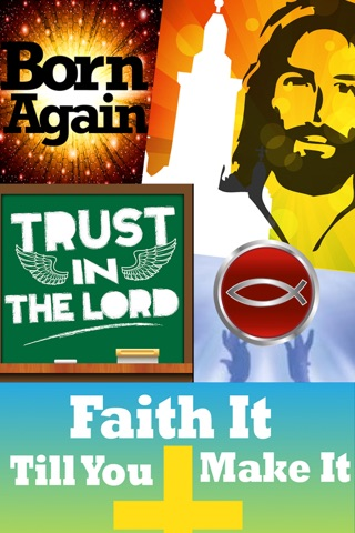 Pic Christian Pro - Christian Photo Collage App screenshot 1