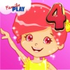 Ballerina 4th Grade Learning Game for Kids School Edition