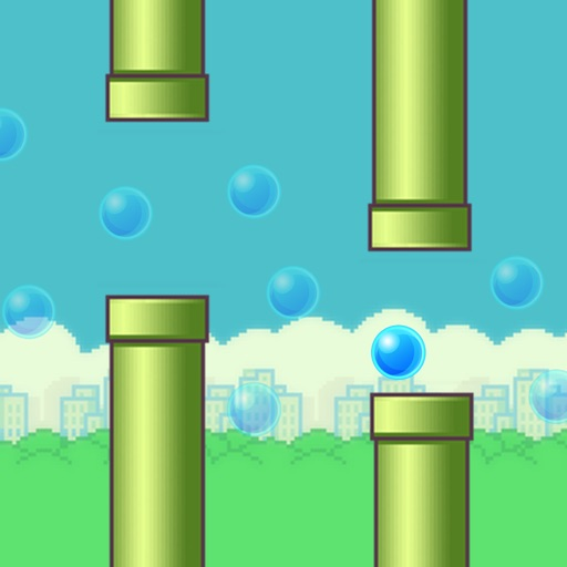 Flappy Bubble OL iOS App