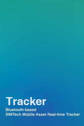 BLEAssetTracker screenshot 4