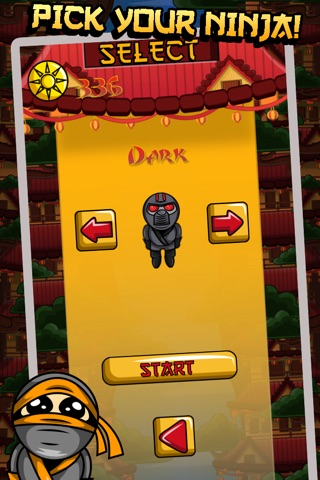 Ninja Boost - Mega Jumping Game screenshot 3