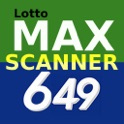 Scanner - LOTTO MAX & 649 icon