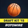 RotoWire Fantasy Basketball Draft Kit 2015