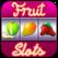 Fruit Machine Slots Salad - Cool Match 3 Casino Story Game HD PRO