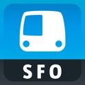 BART SFO icon