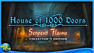 House of 1000 Doors: Serpent Flame - A Hidden Object Adventure-4