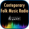Contemporary Folk Music Radio With Trending News
