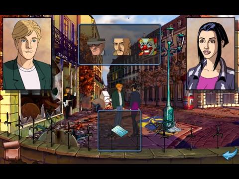 Broken Sword 1 - Тень тамплиеров: Расширенное издание на iPad